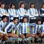Argentina tog VM guld i Fotboll på hemmaplan 1978