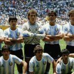 VM Guld i Fotboll till Argentina 1986
